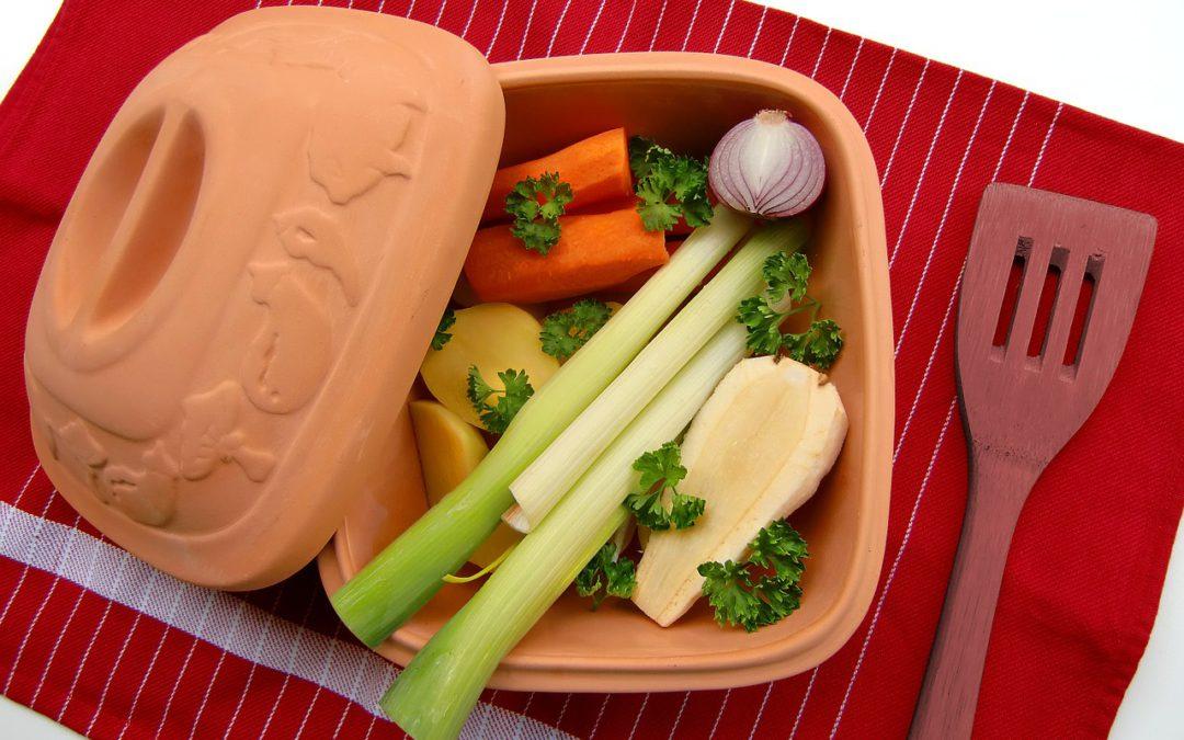wärmend und basisch: Gemüseeintopf