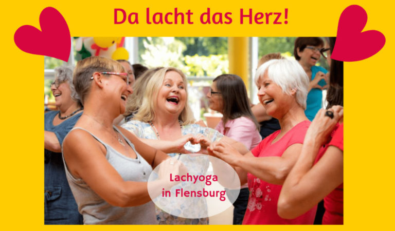Lachyoga in Flensburg