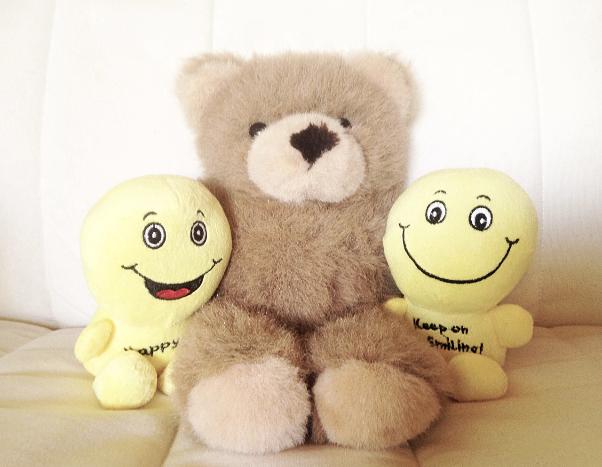 Lachyoga-Workshop für Eltern und Kinder: Von Brummelbären und Kichererbsen