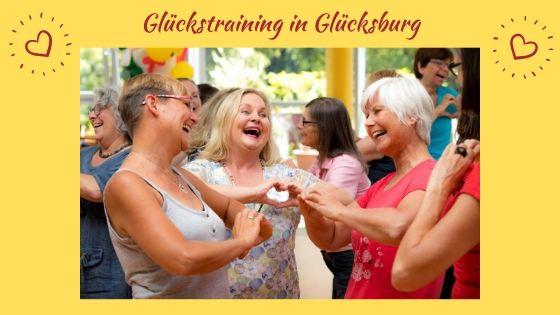 Glückstraining in Glücksburg
