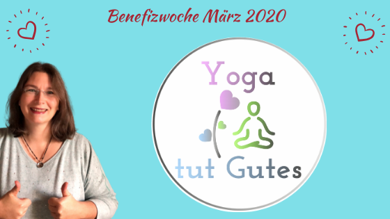 "Benefizwoche ""Yoga tut Gutes"""