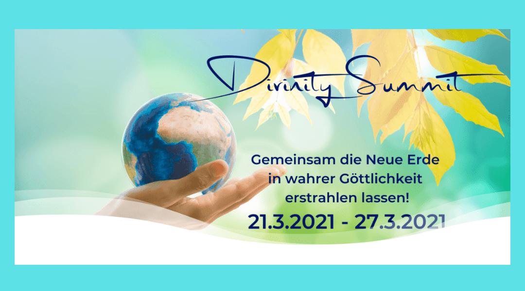 """Online Kongress """"Divinity Summit"""" zum Frühlingsanfang"""