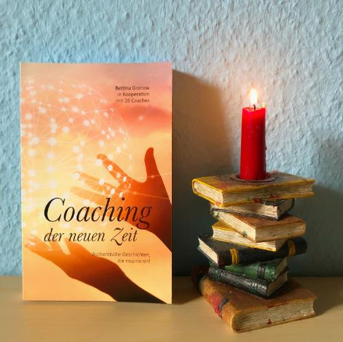 Buchtitel: Coaching der Neuen Zeit