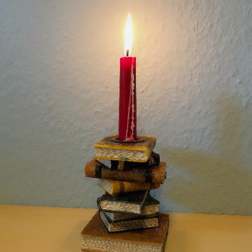 Bücher - wofür brennst Du?
